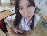 Yui Tatsumi likes to play naughty and wild picture 14