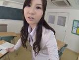 Yui Tatsumi likes to play naughty and wild picture 5