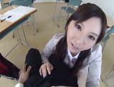 Yui Tatsumi likes to play naughty and wild picture 8