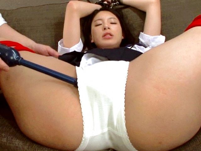 Enjoy toy insertion with Kanon Takikawa Asian hottie