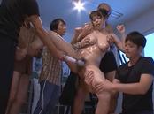 Big boobed Asian Rion Nishikawa hot milf gets tit fuck