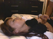 Mature Japanese getting her pussy nailed well