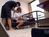 Kirara Asuka Asian office worker gets fucked hard picture 12
