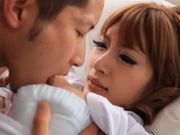 Georgeus Kirara Asuka gives her boy a blowjob to remember