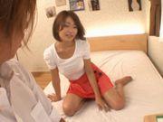 Yuna Hasegawa nice dick riding!