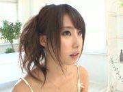 Shunka Ayami Asian chick gets a hard fucking