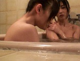 Lori And Her Schoolgirl Friend Bathe Each Other's Bodies picture 12
