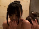 Lori And Her Schoolgirl Friend Bathe Each Other's Bodies