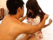 Alice Myuki Asian doll gets fucked in different positions