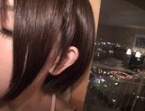 Busty Teen Yuzu Ogura Fucked In POV Action In A Hotel picture 4