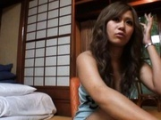 Japanese AV Model Massaged And Vibrated To Orgasm