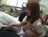 Rion Ogura's Morning Blowjobs Would Get Any Guy Going picture 13