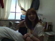Rion Ogura's Morning Blowjobs Would Get Any Guy Going