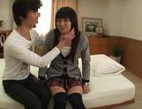 Amateur Teen Nanami Honda Fucks For The First Time On Camera picture 5