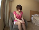 Beautiful Hana Masaki In Stockings Opens Her Legs For A Pounding picture 15