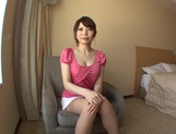 Beautiful Hana Masaki In Stockings Opens Her Legs For A Pounding picture 3