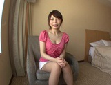 Beautiful Hana Masaki In Stockings Opens Her Legs For A Pounding picture 7