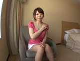 Beautiful Hana Masaki In Stockings Opens Her Legs For A Pounding picture 8