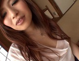 Erika Inamoto Fucked From Behind In Most Of Her Clothes picture 12