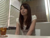 Horny Teen Yuri Sakano Takes A Fucking In Her Clothes