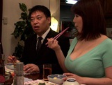 Rin Aoki's Big Tits Fucked And Bounce As Her Pussy's Pounded