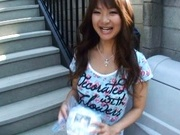 Marin Koyanagi Hot and busty Asian chick gives amazing head