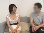 Hot milf Mio Futaba hardcore action with doggystyle and voyeur