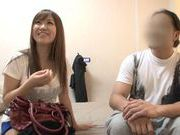 Beautiful Kazuho Mukai Asian teen gets a rear fucking
