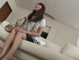 Rina Yada horny Asian girl rides dick picture 12