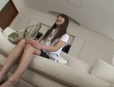 Rina Yada horny Asian girl rides dick picture 15