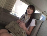Rina Yada horny Asian girl rides dick picture 6
