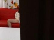 Yuu Shinoda Hot Asian babe fondles her pussy