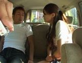 Ameri Ichinose masturbates in the carasian pussy, asian girls, Ameri Ichinose