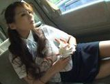 Ameri Ichinose masturbates in the carsexy asian, asian chicks, hot asian girls, Ameri Ichinose