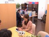 Shiori Kamisaki Asian doll gets pussy fingered picture 11