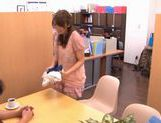 Shiori Kamisaki Asian doll gets pussy fingered picture 14