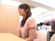Shiori Kamisaki Asian doll gets pussy fingered