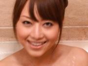 Akiho Yosizawa Bends Over For A Bathroom Fucking