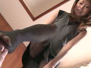 Akiho Yoshizawa is wild and horny in the office