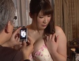 Lustful Japanese sweetie Chitose Saegusa enjoys the measurement procedureasian ass, cute asian, young asian}