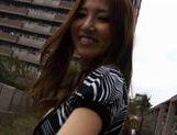 Ayaka Tomoda rides cock like wild! picture 11