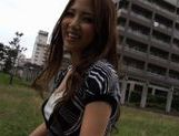 Ayaka Tomoda rides cock like wild!