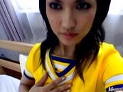 Cheerleading Maria Ozawa at Play