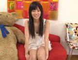 Horny Japanese milf fucked from behind!