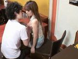 Mao Asian chick is fucked from behind picture 11