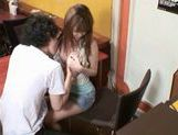 Mao Asian chick is fucked from behind picture 13