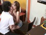 Mao Asian chick is fucked from behind picture 15
