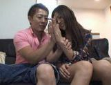 Anna Kisa Asian model gets a doggy fucking