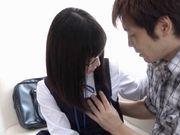 Yuika Seno likes to get fucked hard