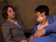 Amazing Japanese office lady Tamaki Nakaoka gives a blowyoung asian, asian babe, asian wet pussy}